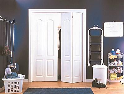 double bifold doors