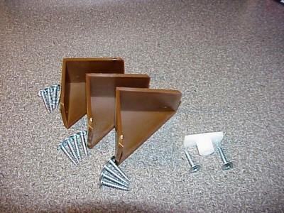 bi-fold door repair brackets