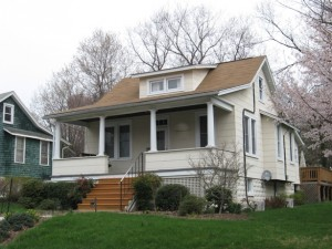 The Significance of the Bungalow in NorthEast Baltimore :: The Lauraville 'low :: Lauraville bungalow Baltimore, Maryland