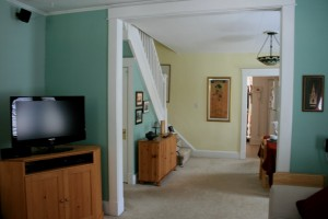 the Significance of the Bungalow :: a bungalow's forward placed living room