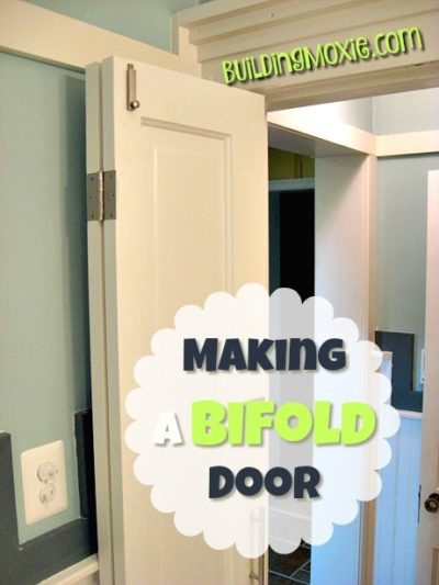 Making a Bi Fold Door