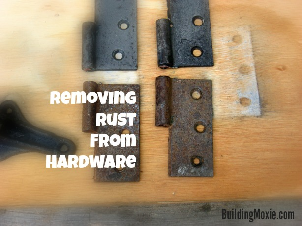 Removing Rust from Hardware
