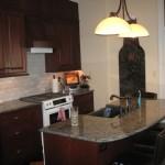 kitchen redo Lauraville Baltimore