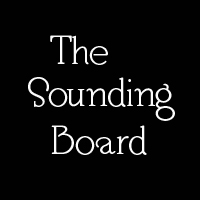 The Sounding Board logo