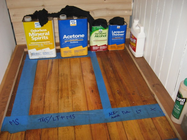 Cleaning Unfinished Wood Floors With Mineral Spirits Zef Jam