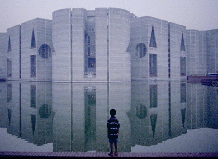 Louis Kahn image via Ana M. Manzo