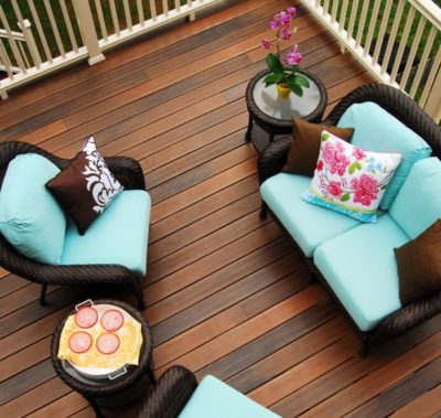 Top Rated Decking :: CertainTeed EverNew