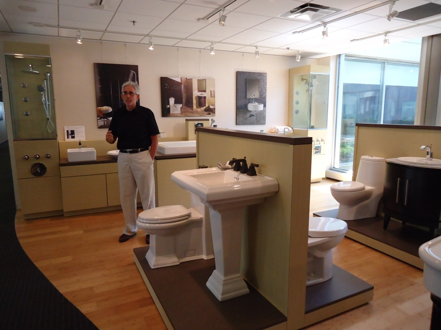 Gray Uhl American Standard Introduces Their Showroom