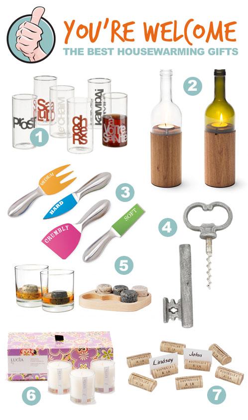 Seven Super Best Housewarming Gifts