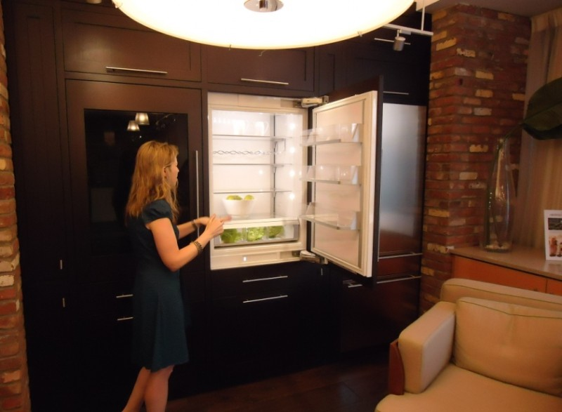 elegant appliances :: Paula Cecere at the GE Monogram New York Design Center