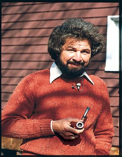 Bob Vila circa 1980 via Apartment Therapy