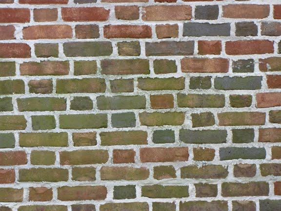 Brick in a Flemish Bond Patter Lewes, DE