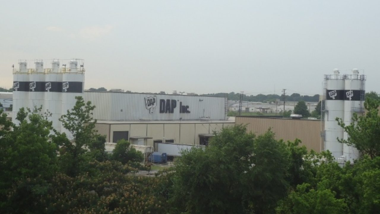 Dap Products Sparrows Point Caulk Manufacturing Facility