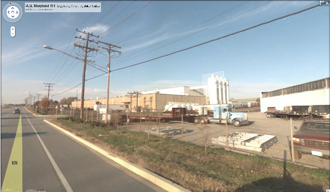 Dap's North Point Baltimore Location