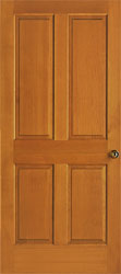 Simpson Door Style 44 Four-Panel