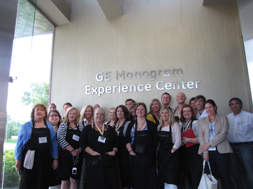 The Dream Team and the GE Monogram Experience