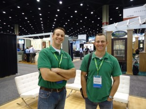 Hamtil Construction Remodeling Show 2011 DAP Products Booth