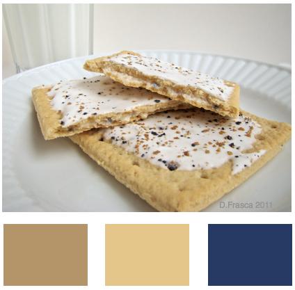 pop tart and colors via Donna Frasca