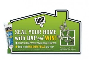 Seal Your Home and Win badge