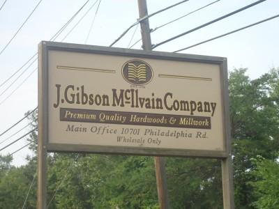 J Gibson Mcilvain Company Wholesale Lumber
