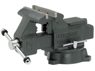 Bench Vise from Sears image via Thomas Stone
