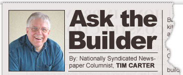 Ask the Builder Newspaper Top
