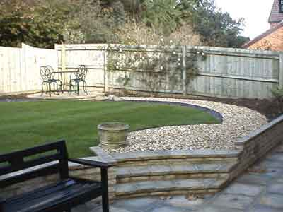 Small And Simple Design For Cheap Landscaping Ideas For Small With Regard  To Cheap Garden Landscaping Ideas >> source ...