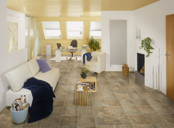 basement flooring options :: Laminate Flooring Basement Contemporary Basement Apartment
