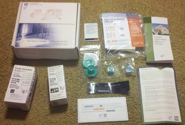 TVA Energy Audit Kit
