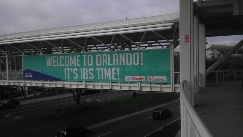 Welcome to Orlando It's IBS Time