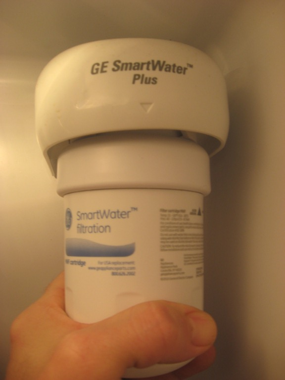 Replace GE SmartWater Filter Frig (Amazon Affiliate)