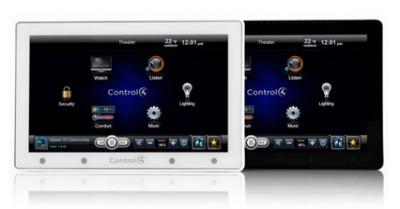 Control 4 App Panel ipad (Source Control4)