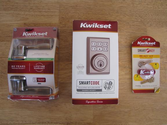 Review    Kwikset SmartKey Purchase & Kwikset Smartkey