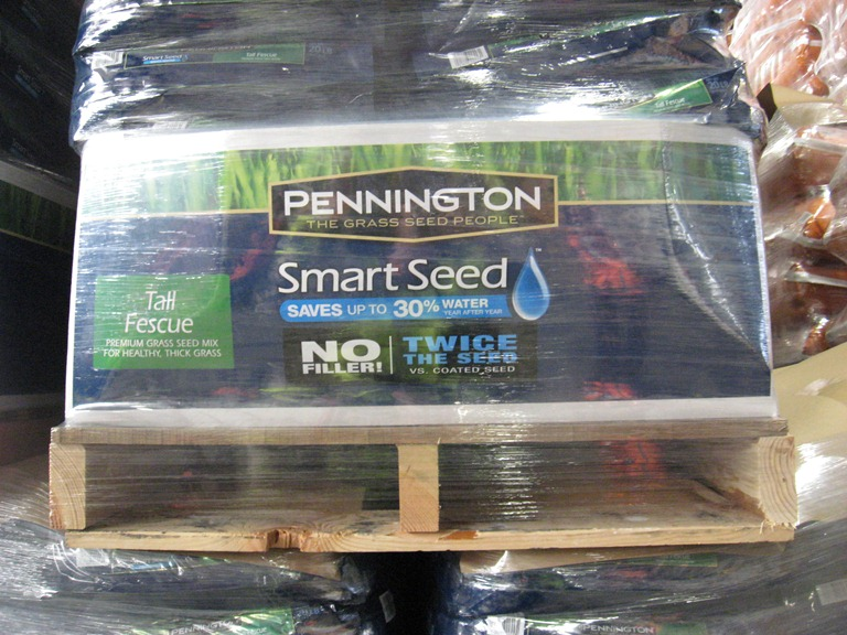 Smart Seed Pallet at Pennington Packaging