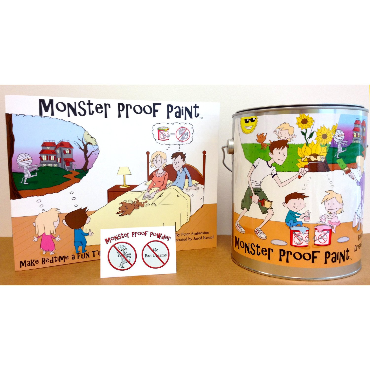 Monster Proof Paint Can