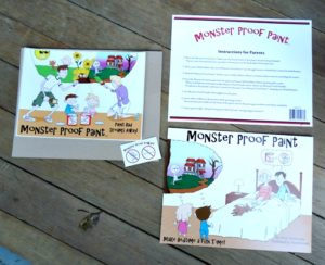 Monster Proof Paint Kit