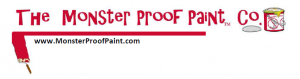 Monster Proof Paint logo