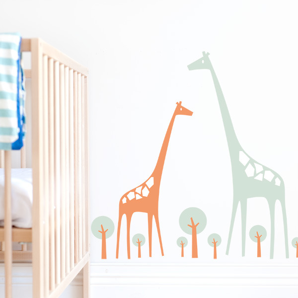 Designing A Baby S Room Consider The Following Points: Kids Room Decorating With Wall Decals :: What To Know