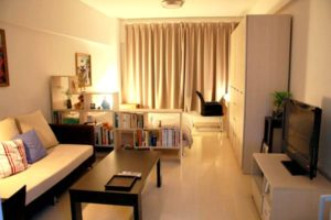 Clean and Tidy Small Apartment