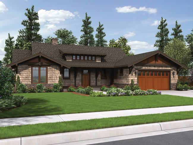 New Craftsman Style Home HousePlan.co 1170 The Meriwether