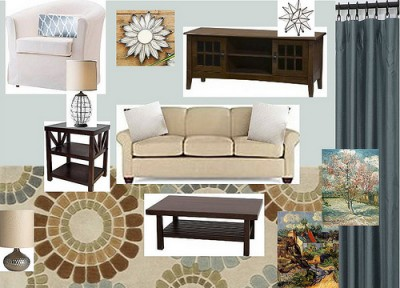 Transitional Mood Board via Its Great To Be Home