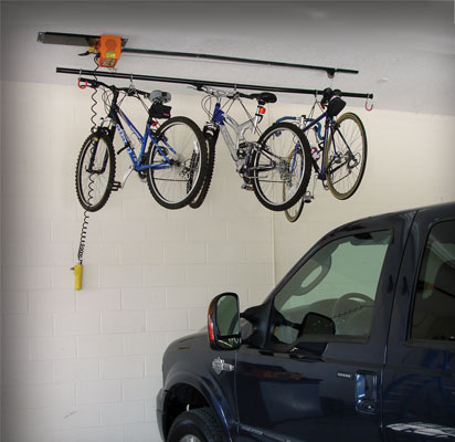 Overview Of Overhead Garage Storage Solutions What Are