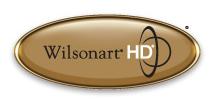 Wilsonart HD logo