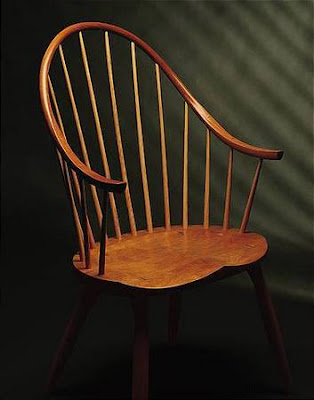 Moser Continuous Arm Chair via KitchenandResidentialDesign.com