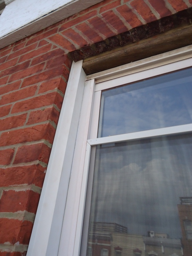 Steel Brick Mold : Aluminum windows brick pictures to pin on pinterest