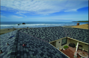 Davinci Slate Roof Amazing View of the Ocean