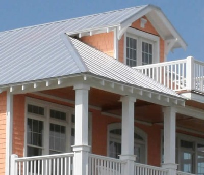 Metal Roofing via metalsdirectinc.com