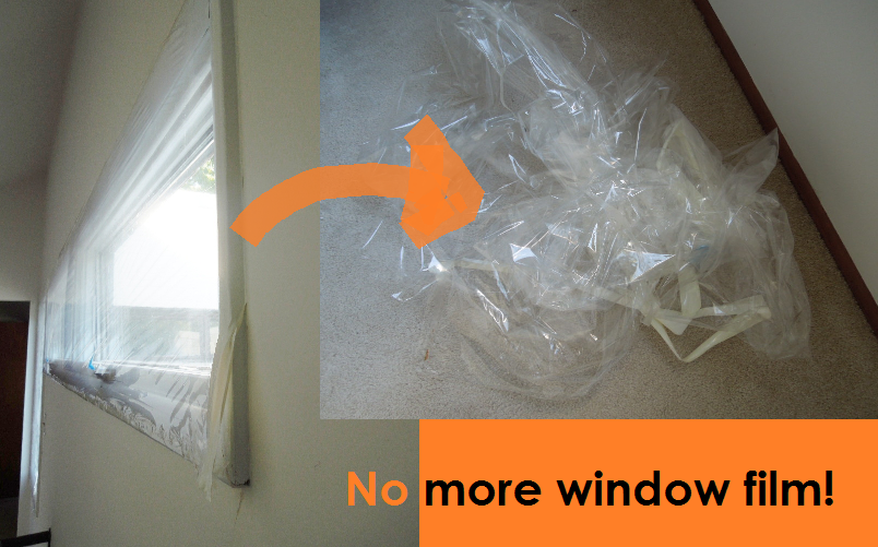No More Window Film