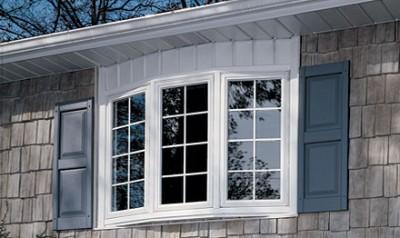 Types of Windows :: example - Bow Window