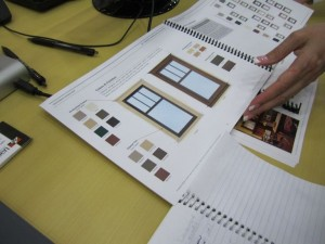 Andersen Home Style Book :: Andersen Booth at the Remodeling Show